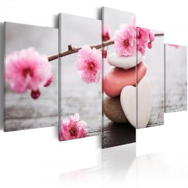 Obraz  Zen Kwiaty wiśni III