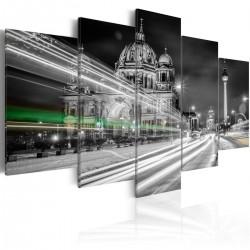 Obraz Berlin nocą