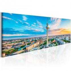 Obraz  Berliner Fernsehturm, Niemcy