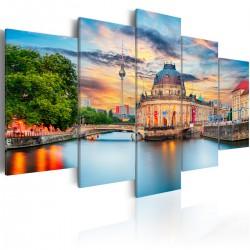 Obraz Wyspa Muzeów w Berlinie