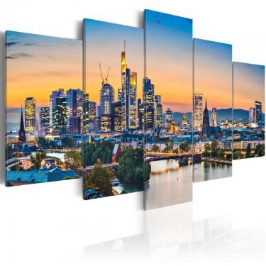 Obraz  Frankfurt nad Menem, Niemcy