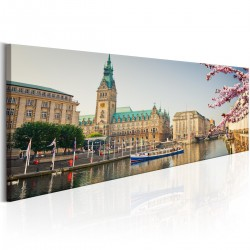 Obraz Ratusz w Hamburgu