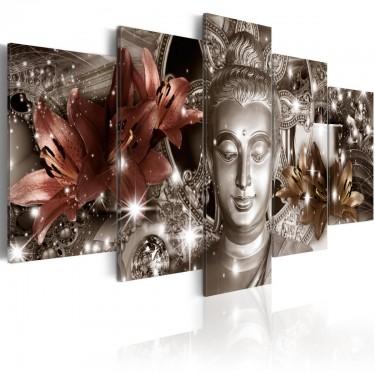 Obraz  Klejnot medytacji