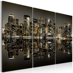 Obraz - Złoto Nowego Jorku