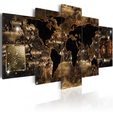 Obraz  Swiat z brązu