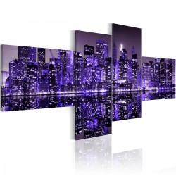 Obraz - Purple York