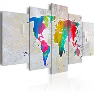 Obraz  Energia świata