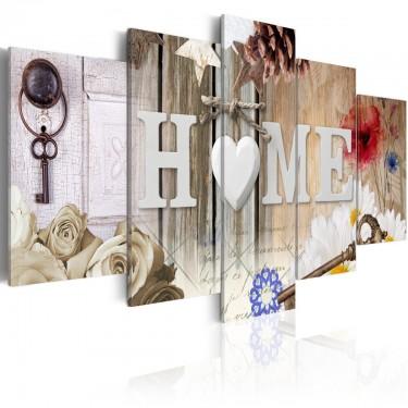 Obraz  Home Wachlarz rozmaitości
