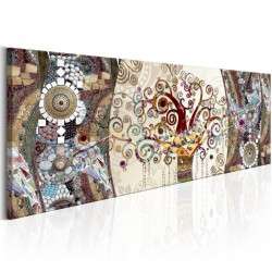 Obraz - Mozaikowa abstrakcja