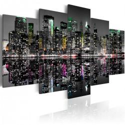 Obraz - Ukryte akcenty Nowego Jorku
