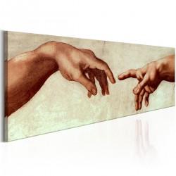 Obraz  Palec Boży