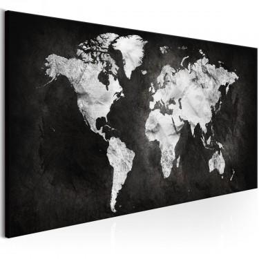 Obraz  Dwukolorowy świat