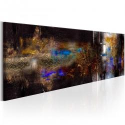 Obraz  Złota amplituda