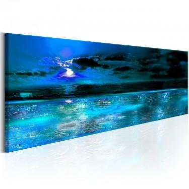 Obraz  Szafirowy ocean
