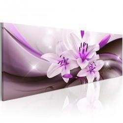 Obraz - Purpurowa piękność