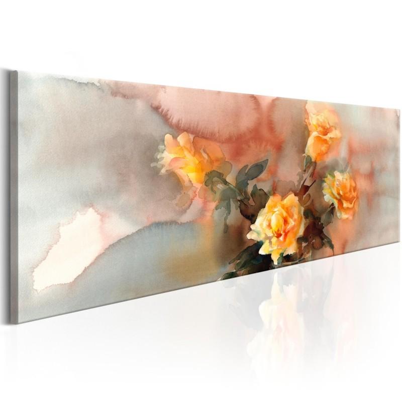 Obraz  Bukiet żółtych róż
