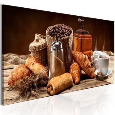 Obraz  Wymarzone śniadanie