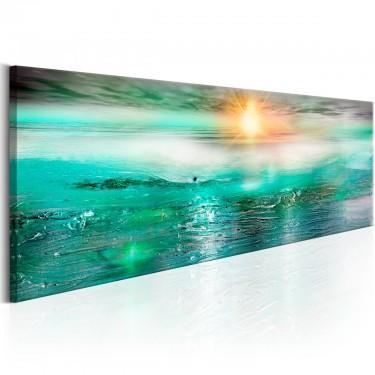 Obraz  Szafirowe morze