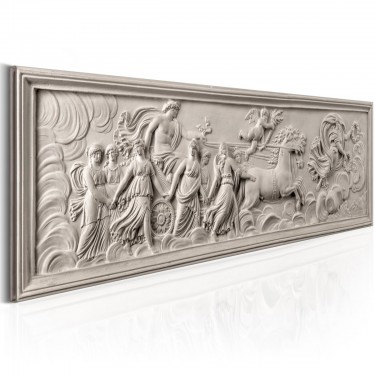 Obraz  Relief Apollo i Muzy