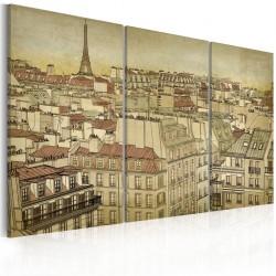 Obraz  Paryż  miasto harmonii