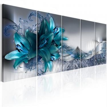 Obraz  Arktyczne lilie