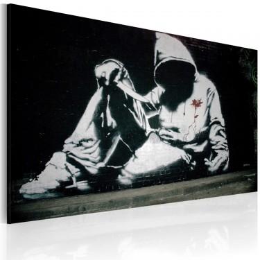 Obraz  Zabójca incognito (Banksy)