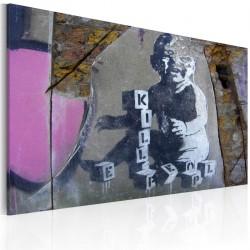 Obraz Mały zabójca (Banksy)