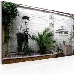 Obraz Strefa graffiti (Banksy)