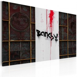 Obraz Krew (Banksy)
