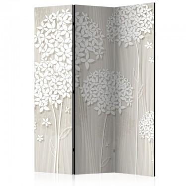 Parawan 3-częściowy - Papierowe dmuchawce [Room Dividers]