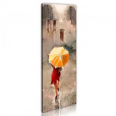 Obraz  Beauty in the rain