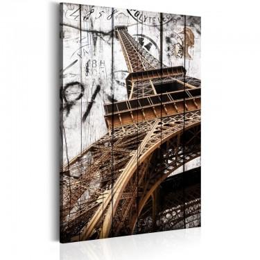 Obraz  Pozdrowienia z Paryża