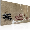 Obraz Miłosny samolot (Banksy)