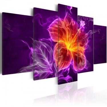 Obraz  Ezoteryczny kwiat
