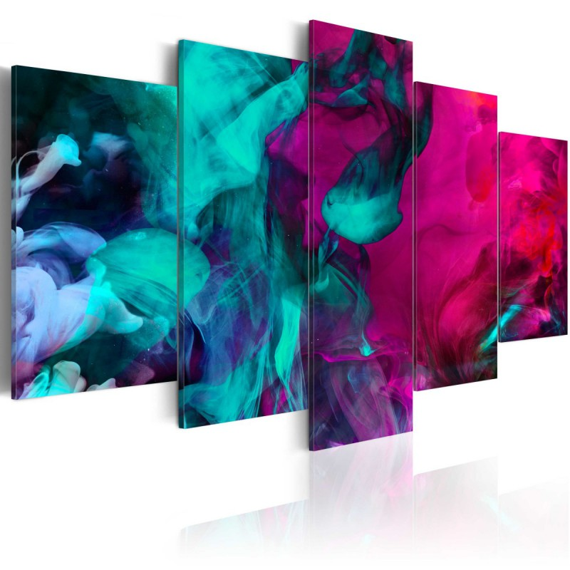 Obraz  Taniec kolorów