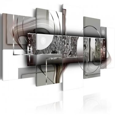 Obraz  Abstrakcyjna struktura