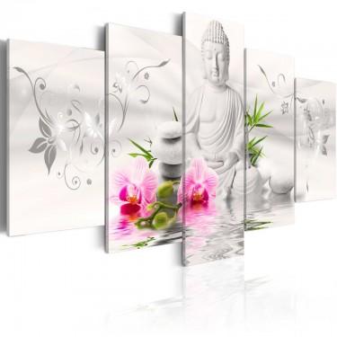 Obraz  Perłowy Budda