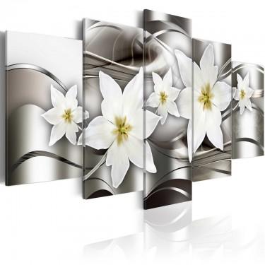 Obraz  Tajemnicze lilie