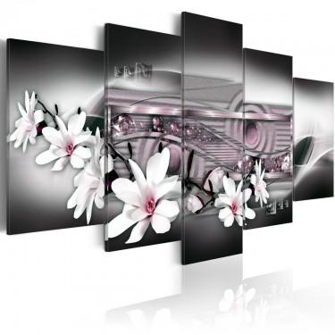 Obraz  Kwiatowa ekspresja