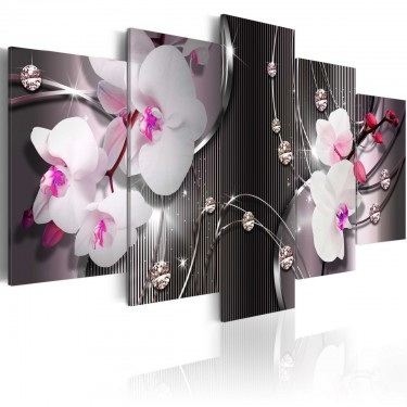 Obraz  Mowa kwiatów