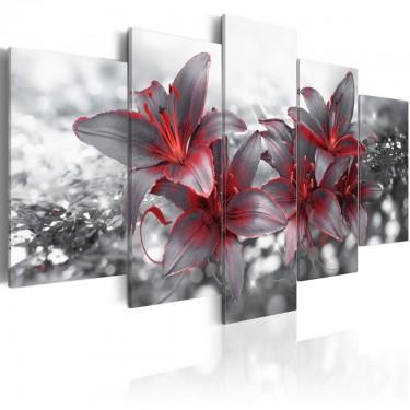 Obraz  Kwiaty bogini