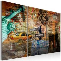 Obraz  Esencja Nowego Jorku