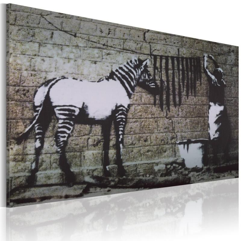 Obraz  Pranie (Banksy)
