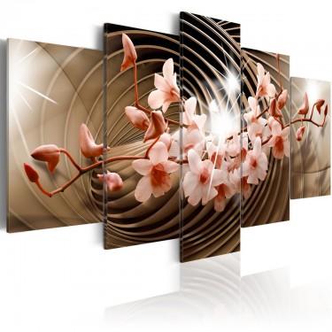 Obraz  Pustynna spirala