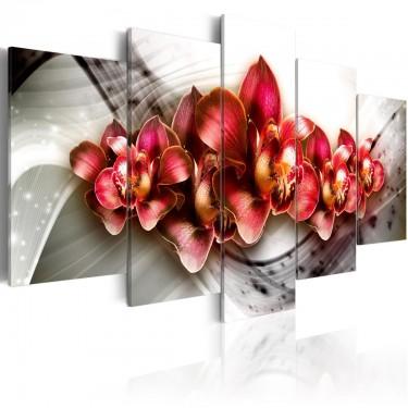 Obraz  Imperium orchidei