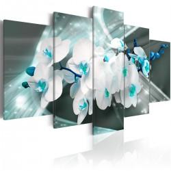 Obraz  Błękitna poezja