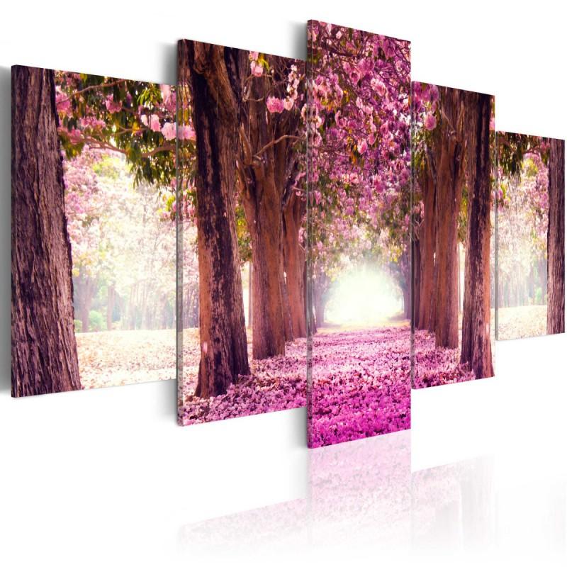 Obraz  Podążaj za pięknem