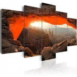 Obraz  Mesa Arch, Park Narodowy Arches, USA
