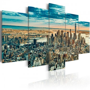 Obraz  NY Miasto marzeń