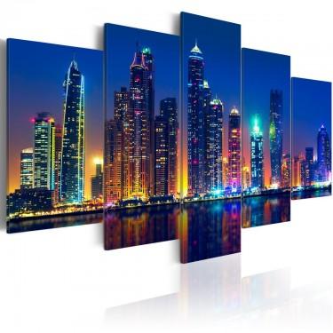 Obraz  Noce w Dubaju